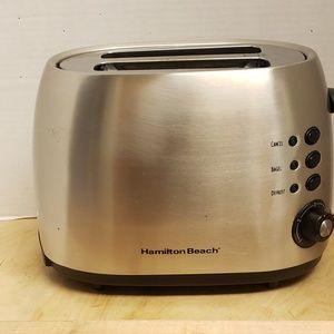 Hamilton Beach Bagel toaster